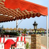 Torremolinos Beach Bars & Cafes with beach views