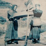 Women Workers Guadalest Ethnological Museum