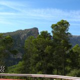 Driving upto Guadalest, Car Rental from Alicante Airport